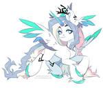 Alicorn Demigod by HellishProgrammer