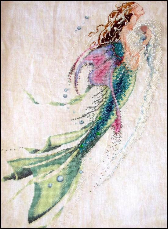 Mermaid by 7delsiete