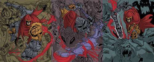 War by rhinosarus