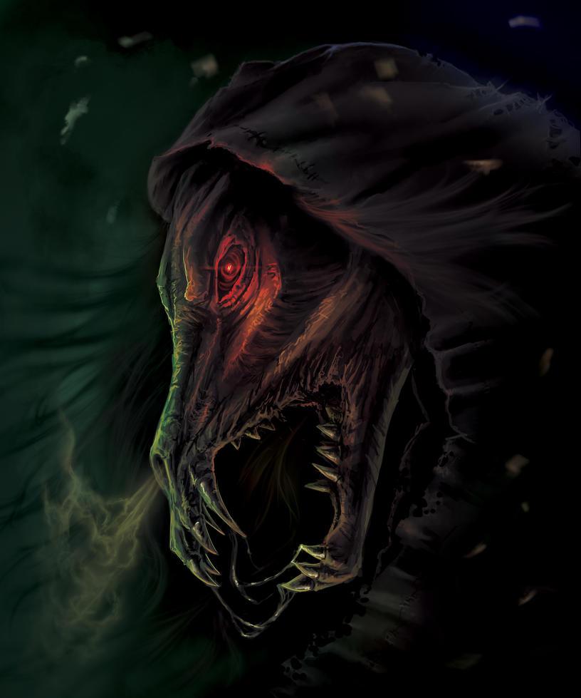 Nightmare by Crittercreator