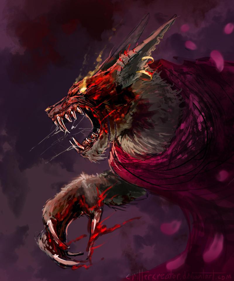 Gulo the Savage by Crittercreator