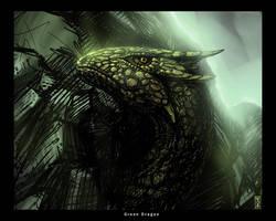 Green Gragon by RHADS