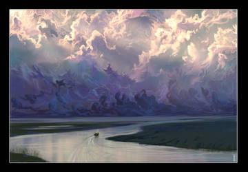 Great Love Sky by RHADS