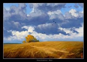 September Sky by RHADS