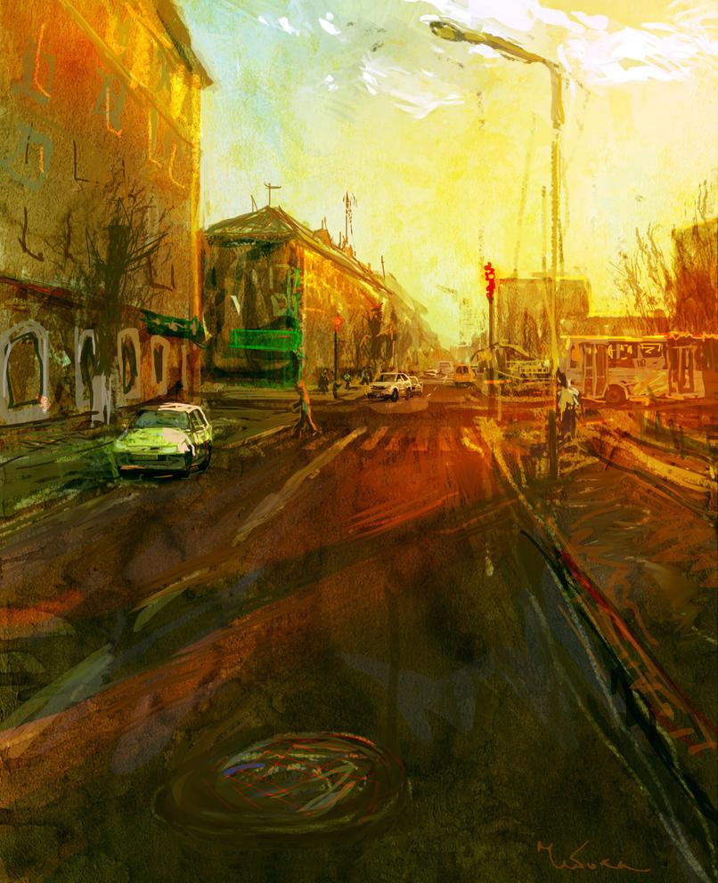 Street by RHADS