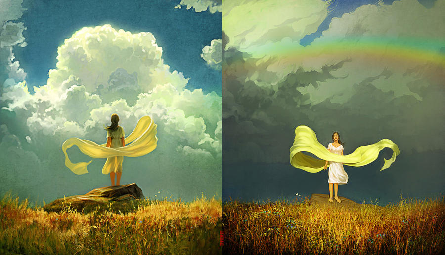 The Wind by RHADS