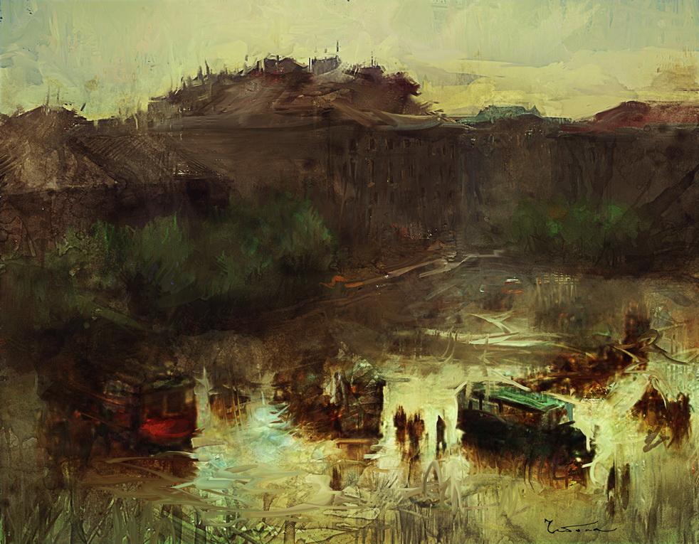 Rainy Day III by RHADS