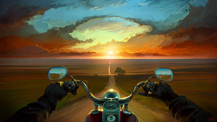 Land of the Wind by RHADS