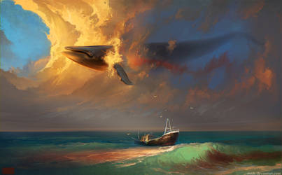 Sorrow For Whales by RHADS