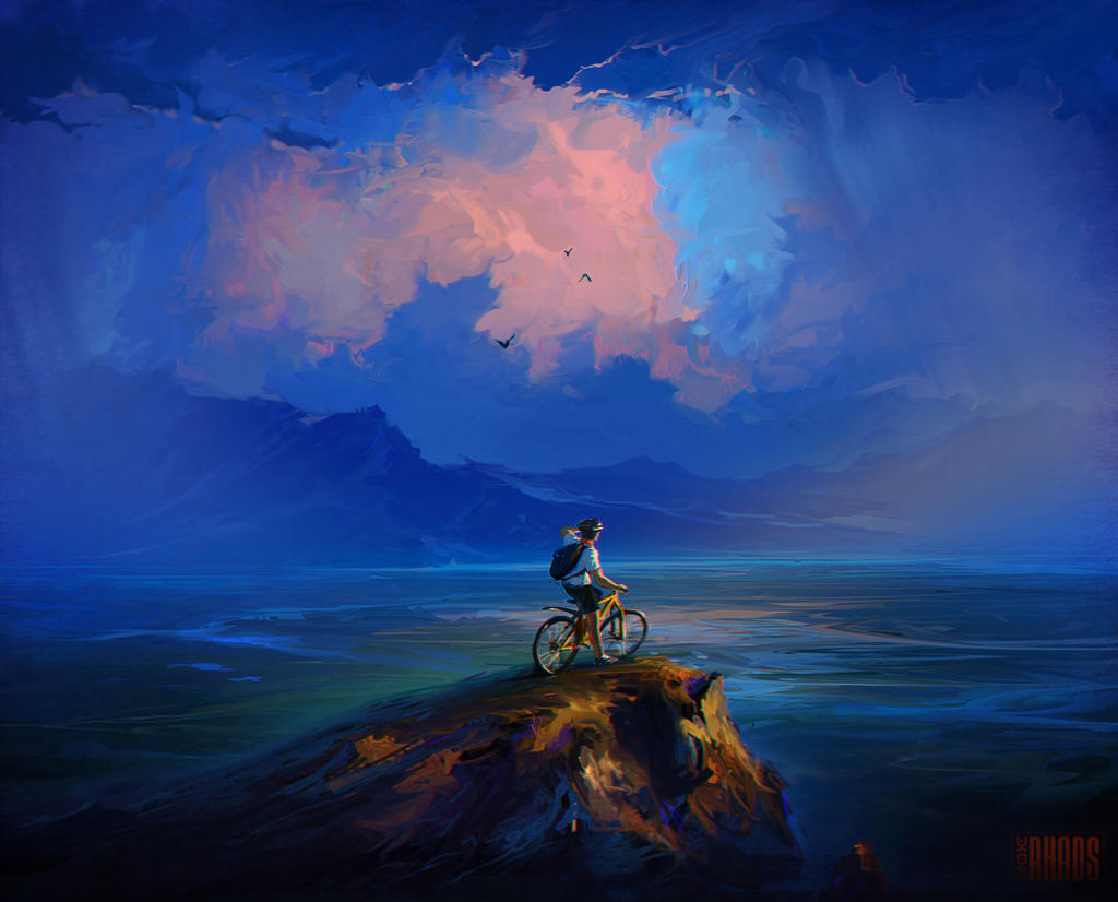 The Happiest Man on the Earth by RHADS