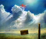 Sky may cry