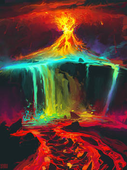 Paint Eruption