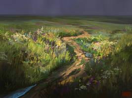 Speedpaint 59 Motley Grass