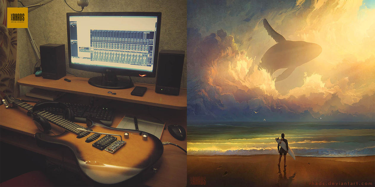 Making of the OST by RHADS