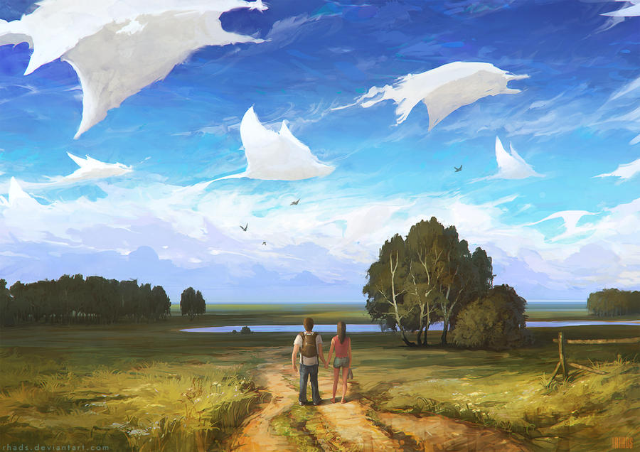 Exploring The World by RHADS