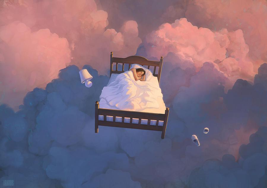 Sleep Paint Artist