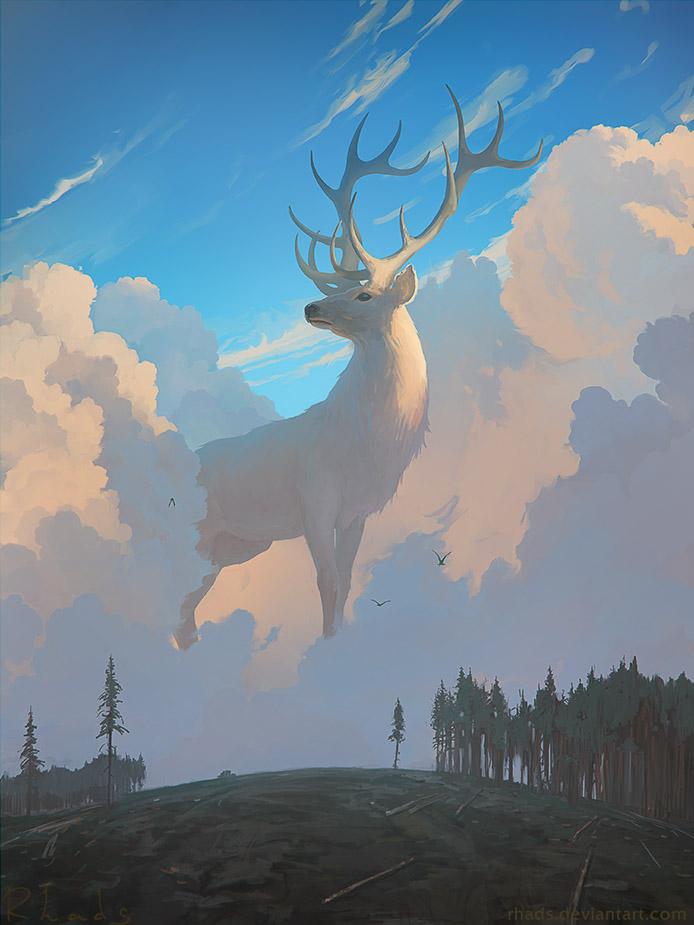 Forest Spirit by RHADS