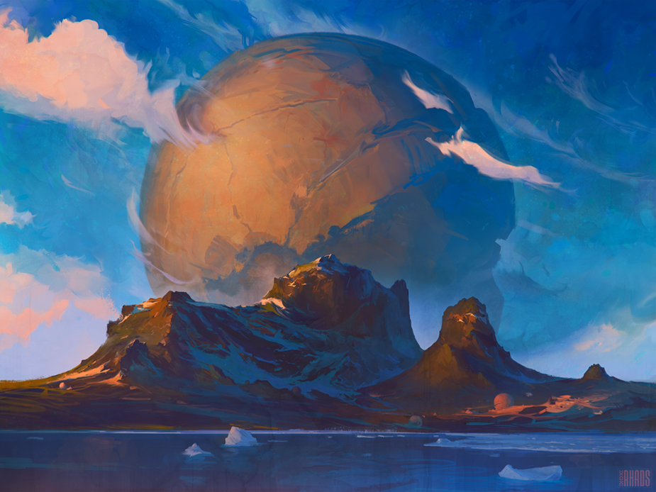 Mystery of Chump Island by RHADS