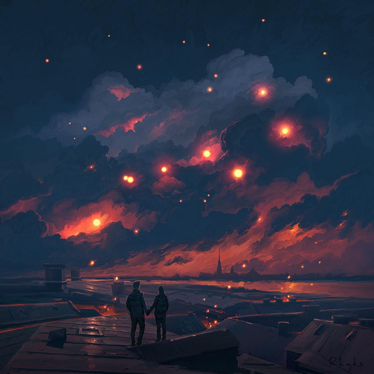 Magic Night by RHADS