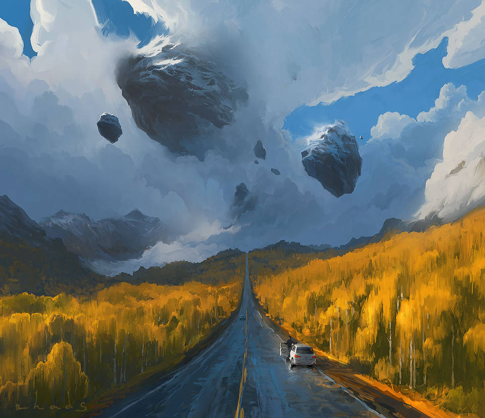 When The Time Has Stopped by RHADS