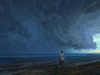 A Great Storm Approaching