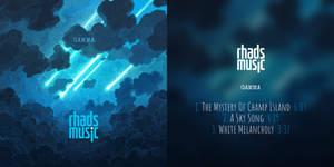 Cover for my album Gamma