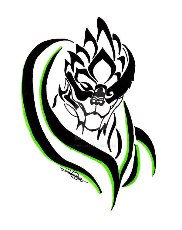 Garrus Tattoo by Northwolf89