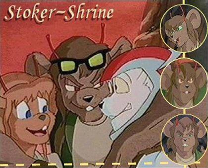 stoker biker mice from mars 1993 - photo #4