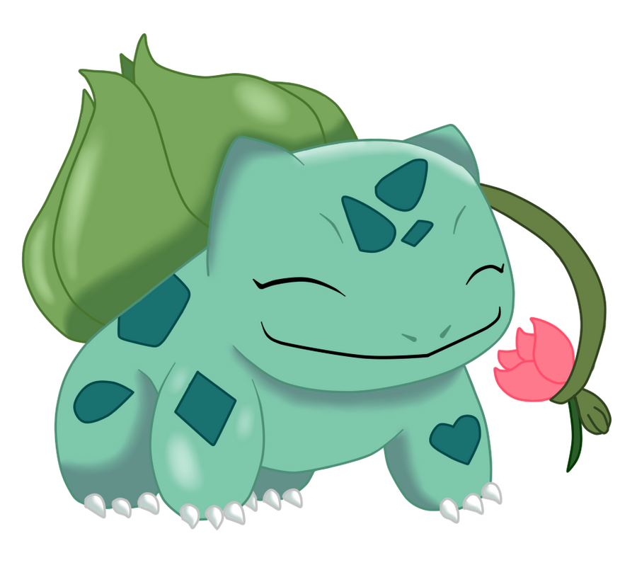 cute pokemon bulbasaur - photo #15