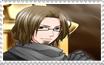 Atsumu Kashiwabara Stamp by AliceEeveelution