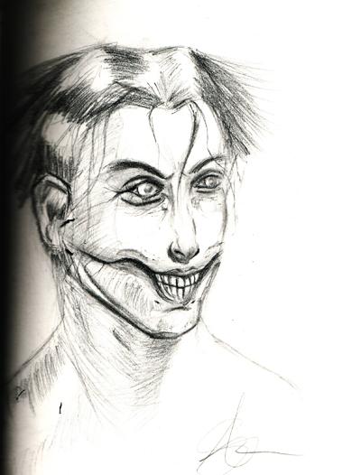 Joker by rapxic
