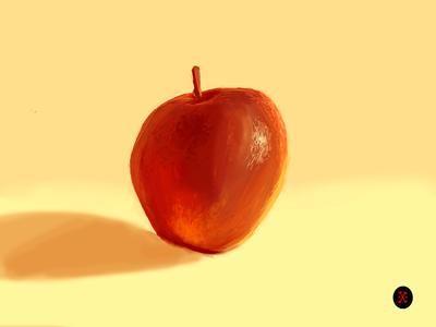 Apple Warm Up by rapxic