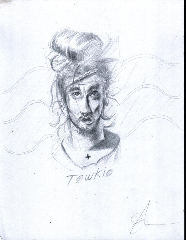 rapper Towiko by rapxic