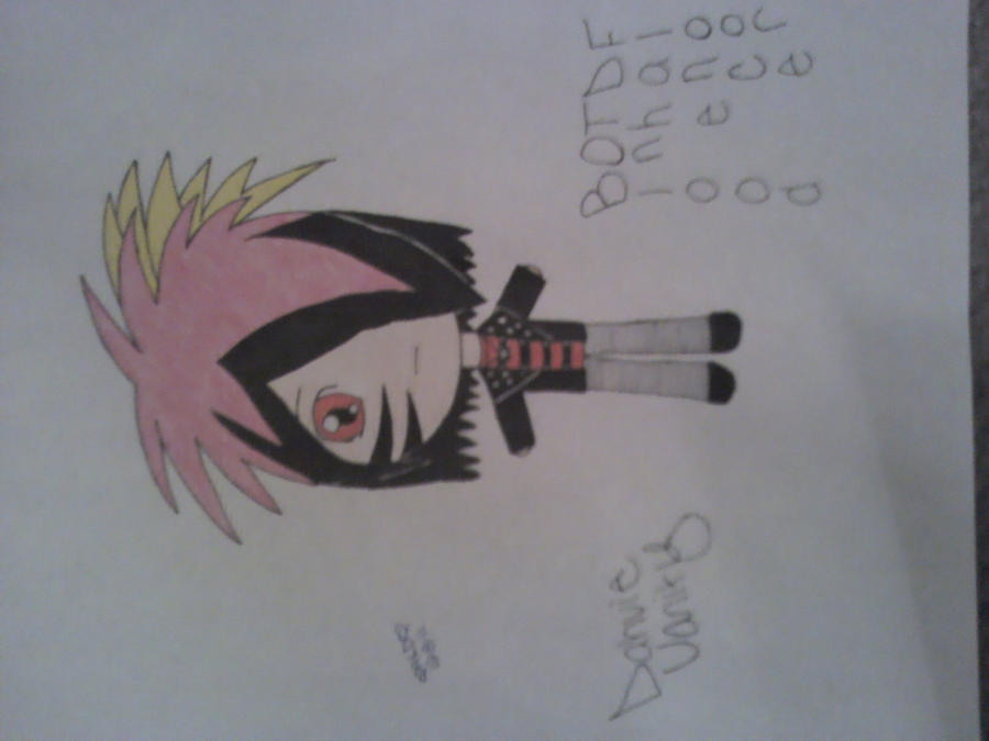 Dahvie Vanity by MewCherry26