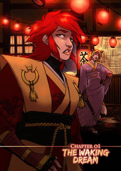 Shishin Chapter 1 Cover