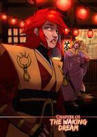 Shishin Chapter 1 Cover by rekka