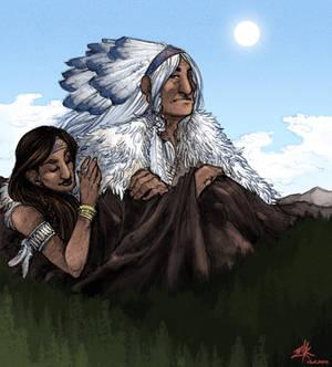 Wife of Tahoma
