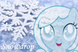 Snowdrop by AppleandMuffin