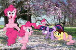 AT : Attack of  the Pinkie Pie! [PIRL]