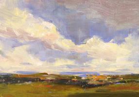 Looking West by FineArtCandice