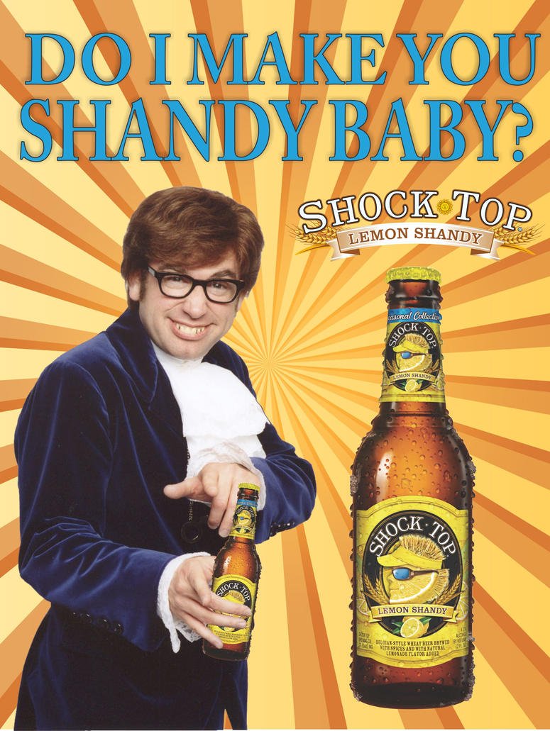 Drinking Shandy And Driving