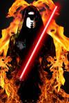 Dark Flames (Full-Resolution) by LordNyxusAndMore