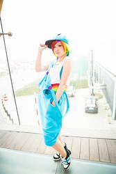 Swaggy Rainbow Dash