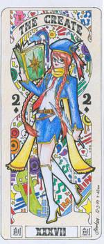 Bombay Card : The Create by BombayShiin