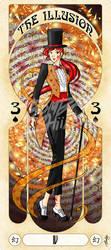 Bombay Card : The Illusion by BombayShiin
