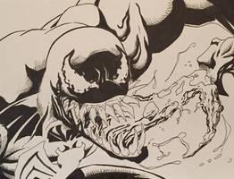 Venom by berniecooke