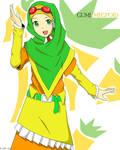 Gumi megpoid hijab ver