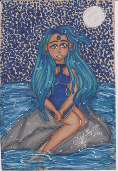 Night Marina