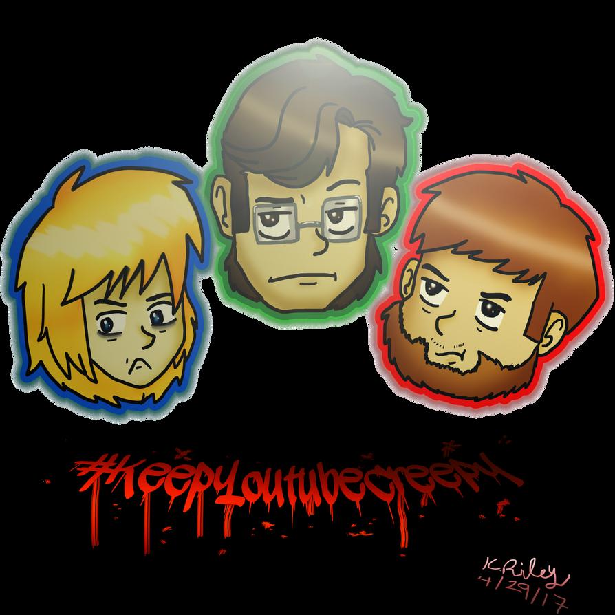 Bad Creepypasta by FiddleMyJiggles