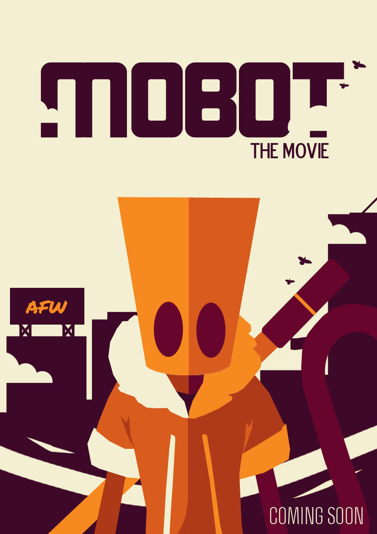 mobot poster by Afwro